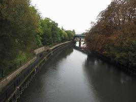 Fluss Avon in Bad foto
