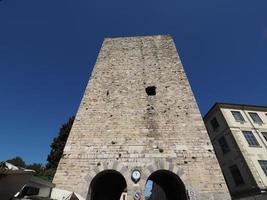 Porta Torre Stadttor in Como foto
