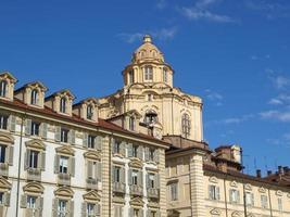 Kirche San Lorenzo, Turin foto