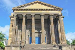Wellington Kirche, Glasgow foto