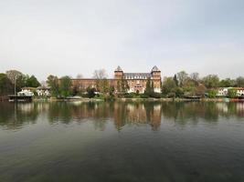 Castello del Valentin in Turin foto