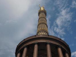 Engelsstatue in Berlin foto