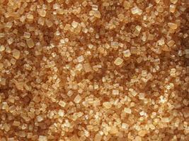 brauner Zucker Hintergrund foto