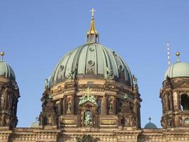 berliner dom in berlin foto