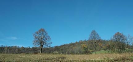 Colline Torinesi Turiner Hügel in Turin foto