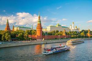 der Moskauer Kreml foto