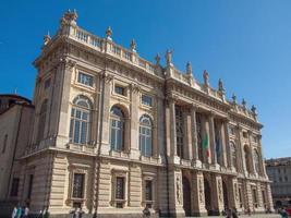 Palazzo Madama Turin foto