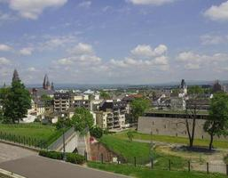 Ansicht von Mainz, Deutschland foto