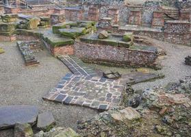 römisches theater turin foto
