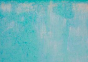 azurblauer Wandhintergrund foto