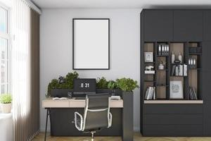 Büro-Innenrahmenmodell - 865 foto