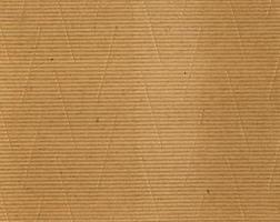 Wellpappe Textur Hintergrund foto