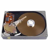 PC-Festplatte foto