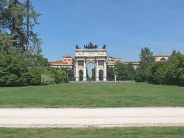 Arco della Pace, Mailand foto