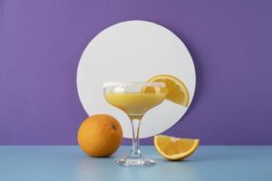 nahaufnahme lebensmittel cocktails hohes glas foto