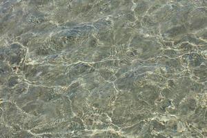 roter sandstrand creta insel falassarna sommerferien hohe qualität foto
