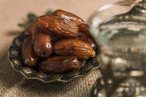 Arabisches Essen Konzept Ramadan 2. Auflösung und hochwertiges schönes Foto