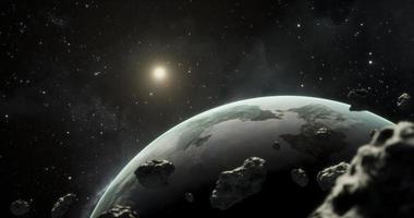 Galaxie Nachtpanorama. Auflösung und hochwertiges schönes Foto