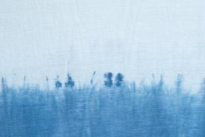 helles Blau des Krawattenstrudelentwurfs. foto