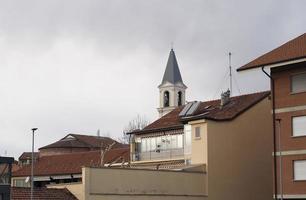 stadt settimo torinese, italien foto
