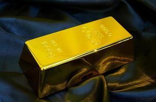 Goldbarren 1 kg foto