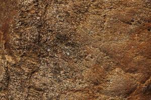 Steinoberfläche von roter Farbe foto