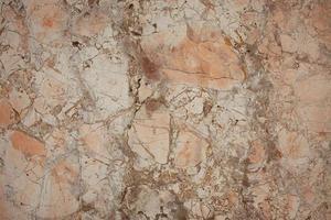 Steinoberfläche mit vielen kleinen Rissen foto