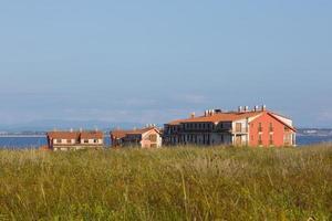 Häuser am Meer foto