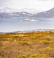 Vavatn Seepanorama in Hemsedal, Norwegen foto