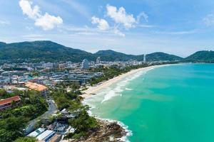 patong beach phuket thailand foto