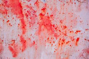 alte abblätternde farbe an der wand foto