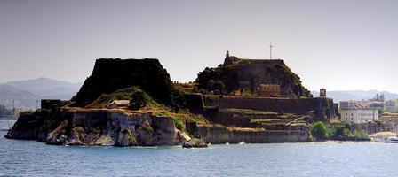 alte Festung von Korfu foto