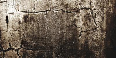 schmutziger alter Zement mit vielen Flecken und Schmutz ideal für den Hintergrund foto