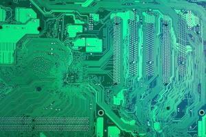 Technologie Hintergrundtextur foto