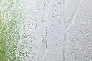 Duschraum, Textur, Wand, Hintergrund des Badezimmers foto