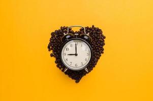 trinke gerne Kaffee, um die Energie zu steigern foto