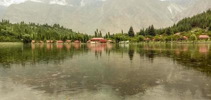 Shangrila-See und Resorts foto
