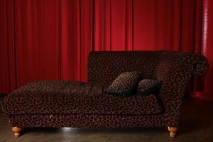 Bühnentheater drapieren Vorhangelement foto