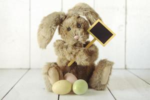 Osterhasen-Themen-Feiertags-Anlass-Bild foto