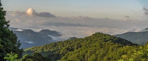 großer Nationalpark der rauchigen Berge foto