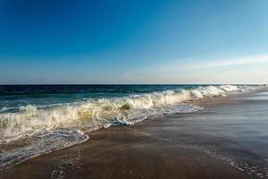 Meereswellen hören foto