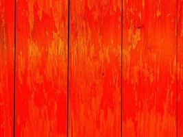 orange Holzstruktur foto