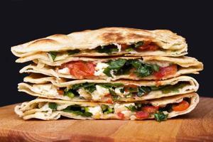 mexikanische Quesadillas foto