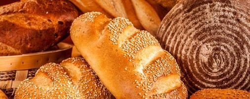 gebackenes Brot foto