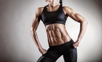Weiblicher Körper foto