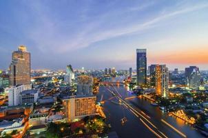 Bangkok Stadt der Engel foto