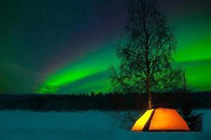 Camping im Norden