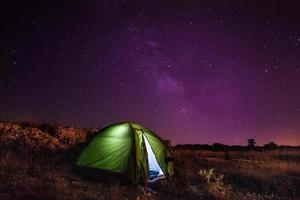 Nacht in Matera