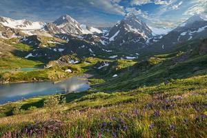 Altai Berge