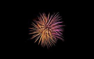 Coney Island Beach Feuerwerk